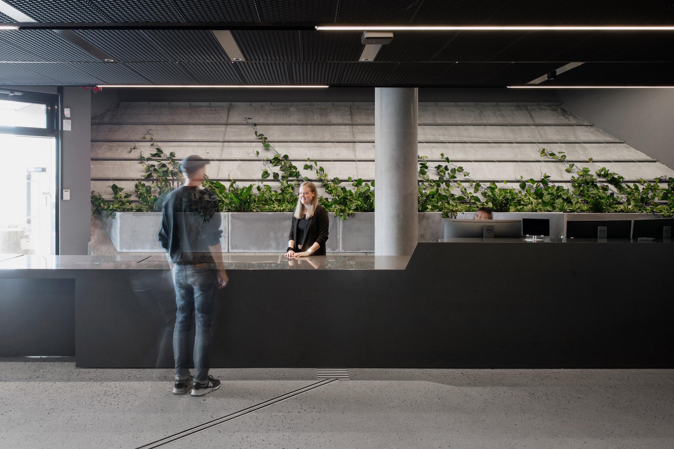 Powerhouse Brattørkaia sustainable office building in Tronheim by Snøhetta