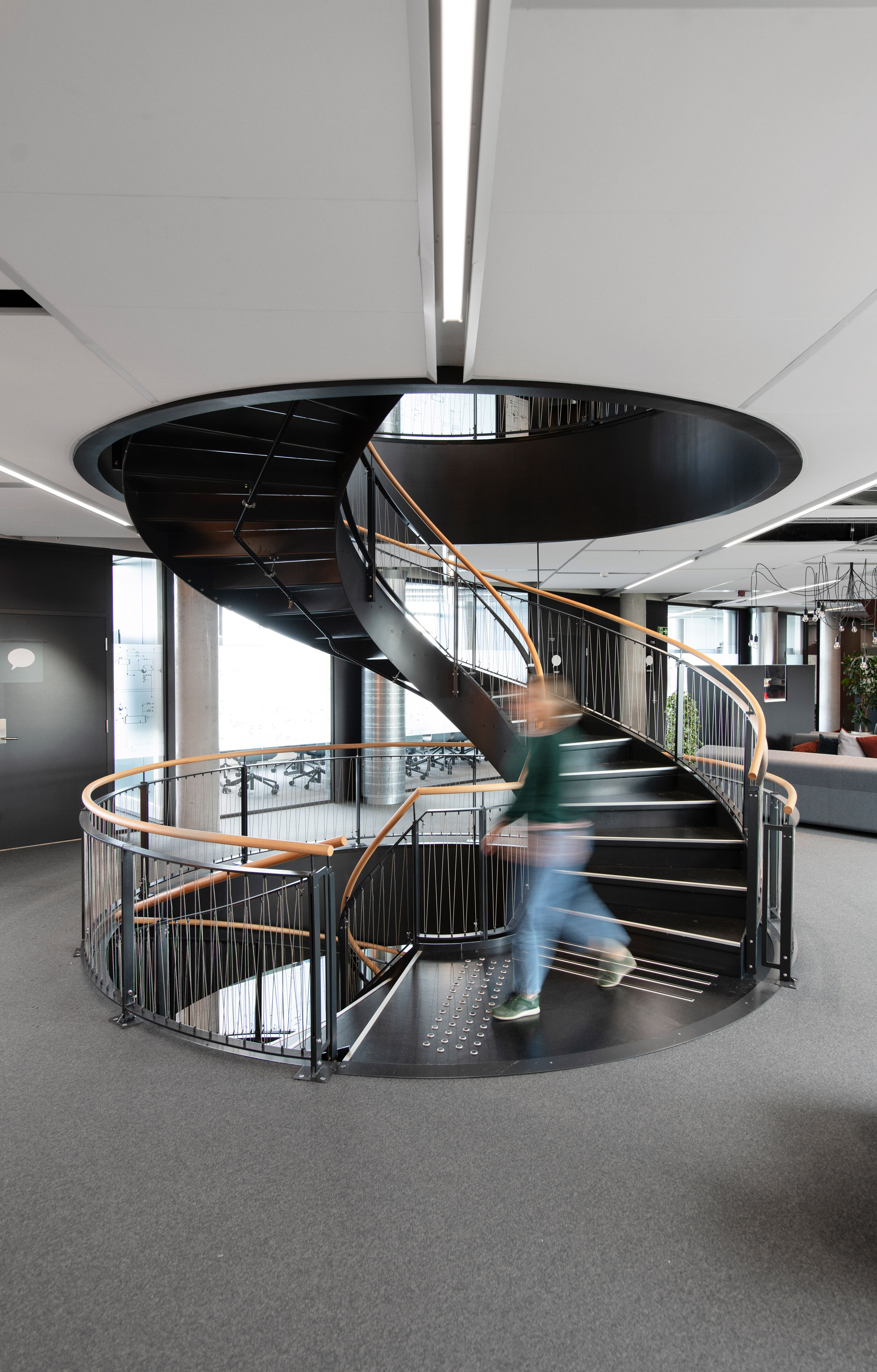 Snohetta Completes Sustainable Office That Produces Twice The Amount Of Energy It Uses
