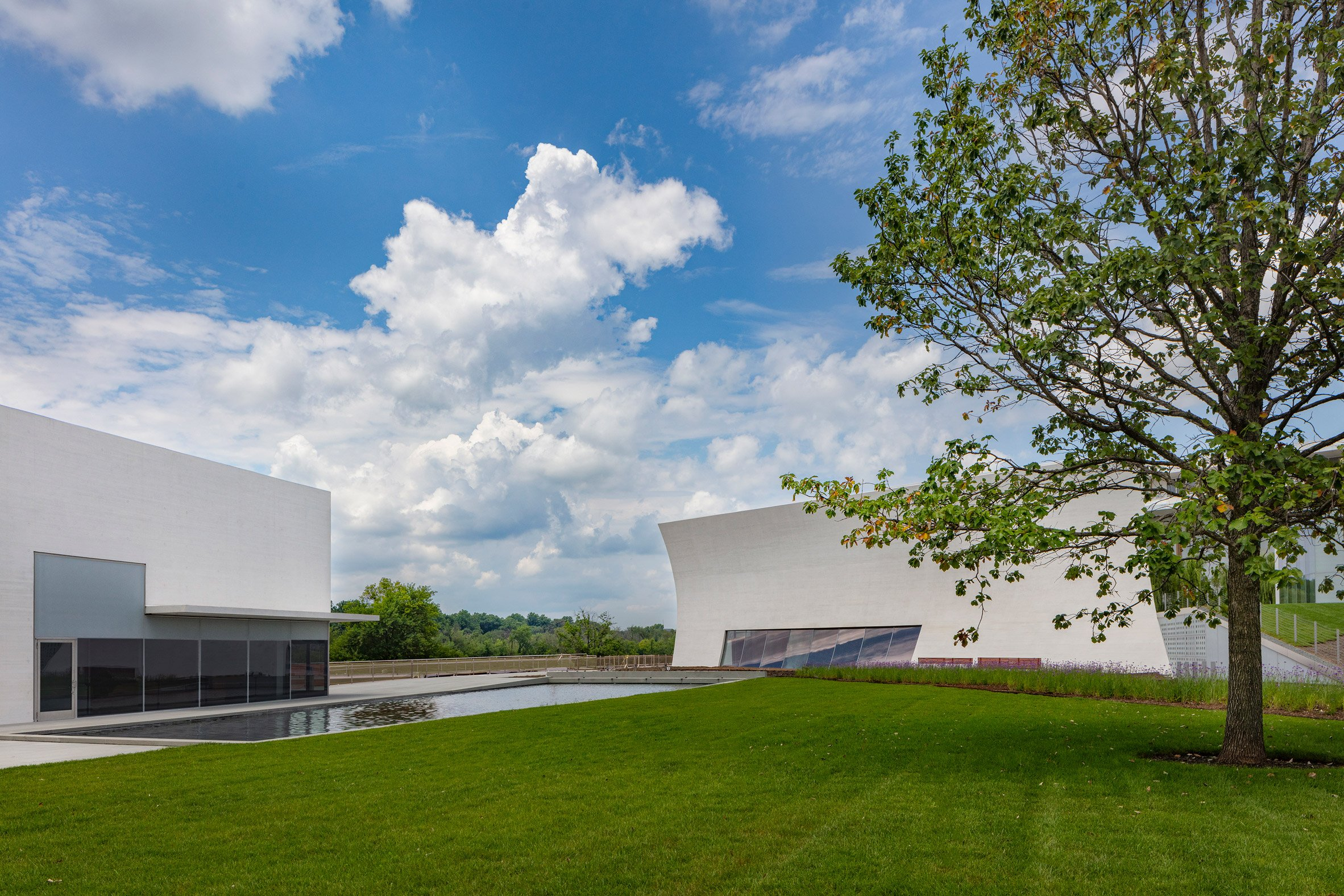 REACH at the Kennedy Center for Performing Arts by Steven Holl Architects