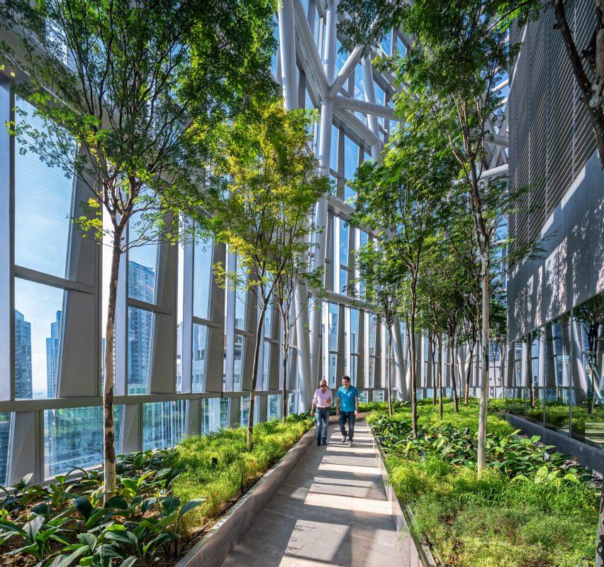 Robinson Tower by Kohn Pedersen Fox KPF and Architects 61