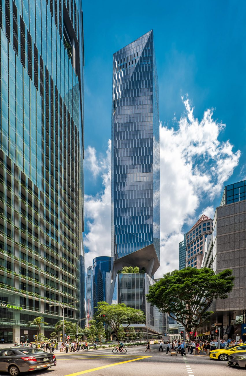 Robinson Tower by Kohn Pedersen Fox KPF and Architects 61