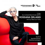 Watch our talk with Rossana Orlandi from Istituto Marangoni London