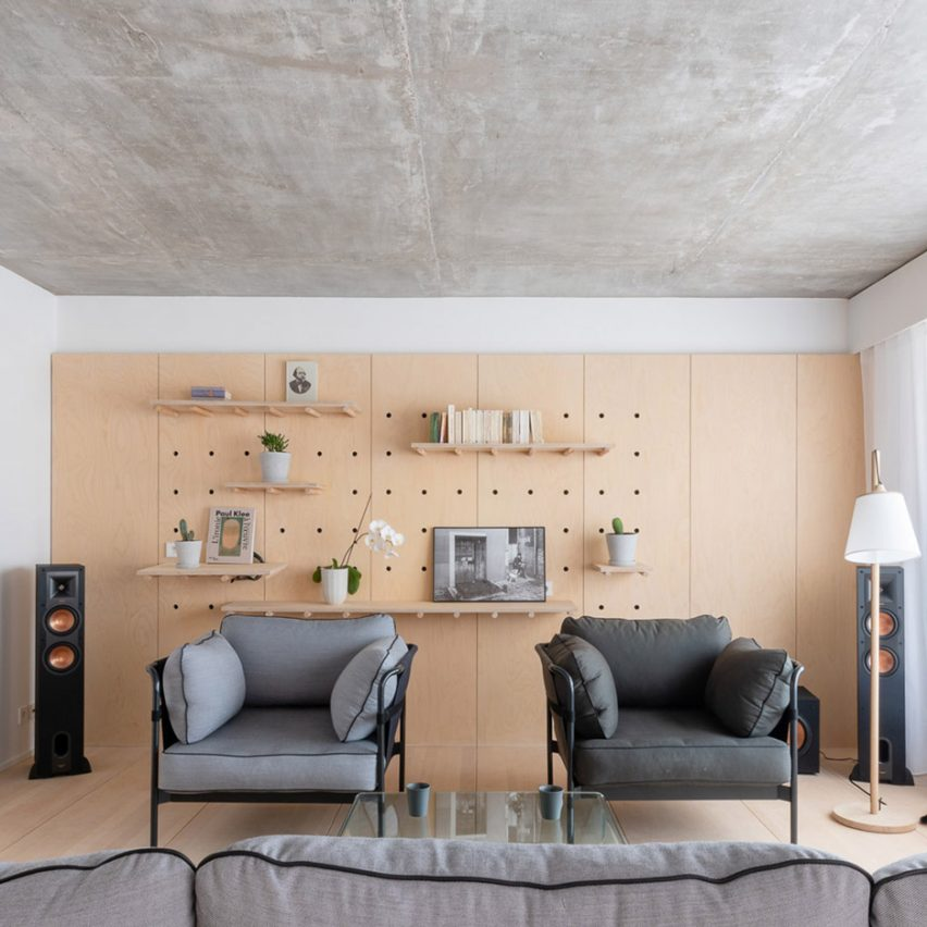 Sacha Apartment by SABO