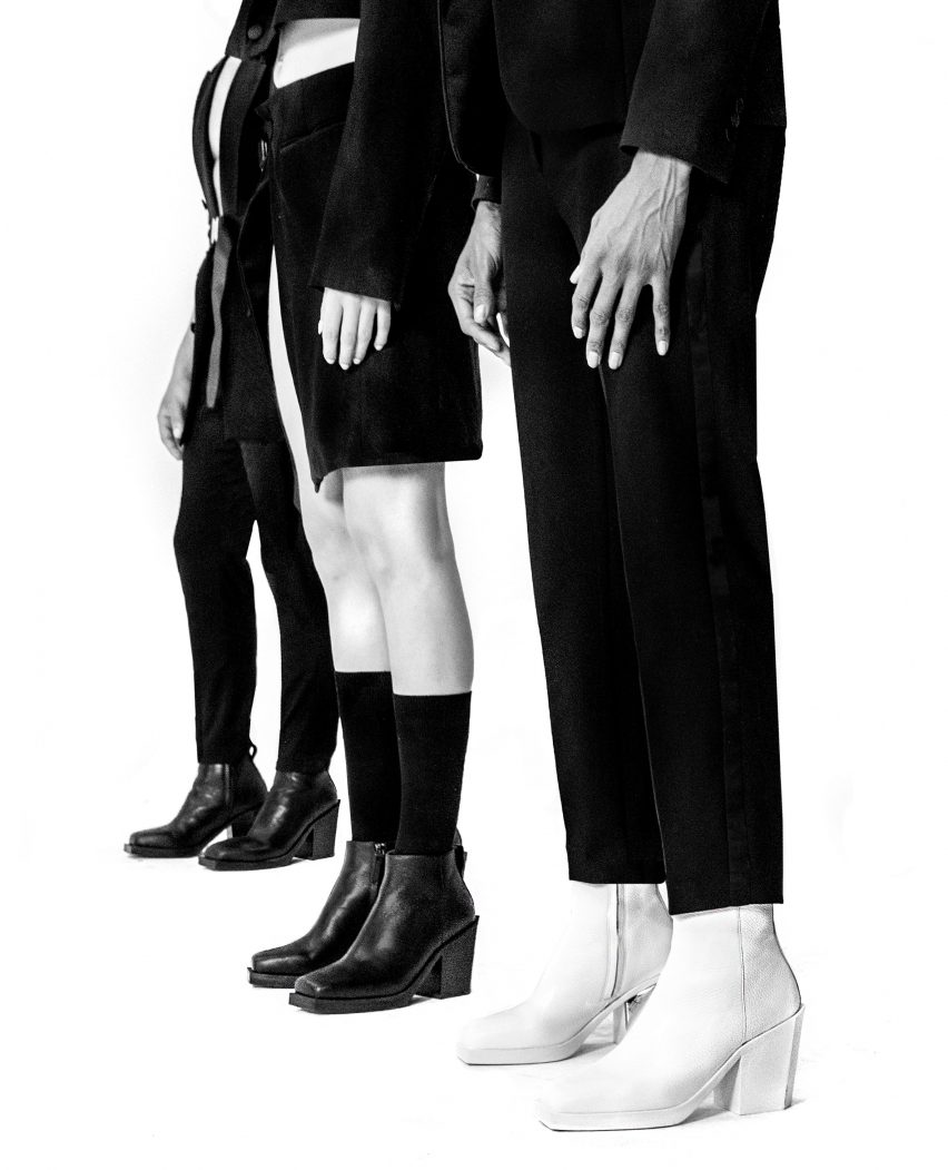 Shaun Ross X United Nude Boots
