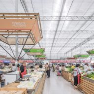 Shengli Market by LUO Studio