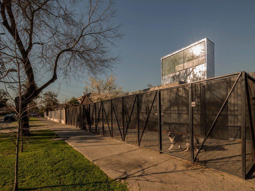 Skylight House by Rodolfo Cañas