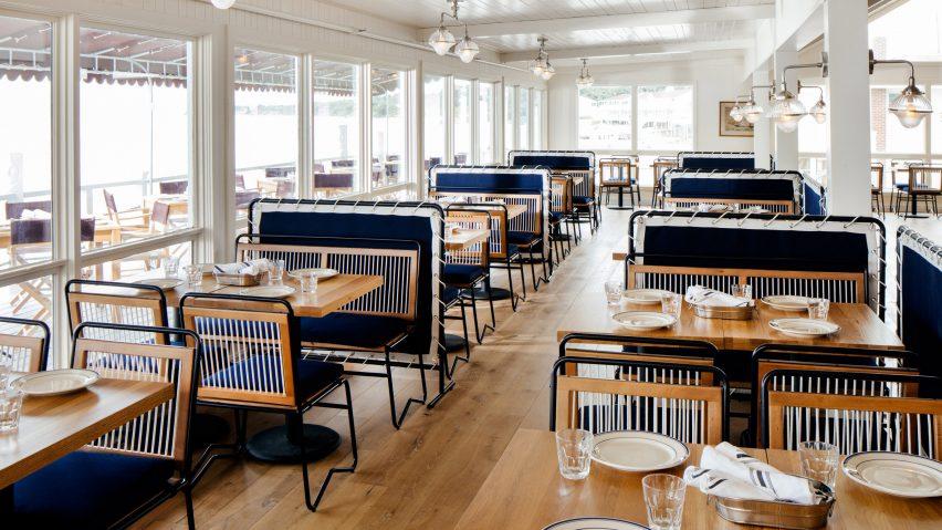 Restaurants by Studio Tack