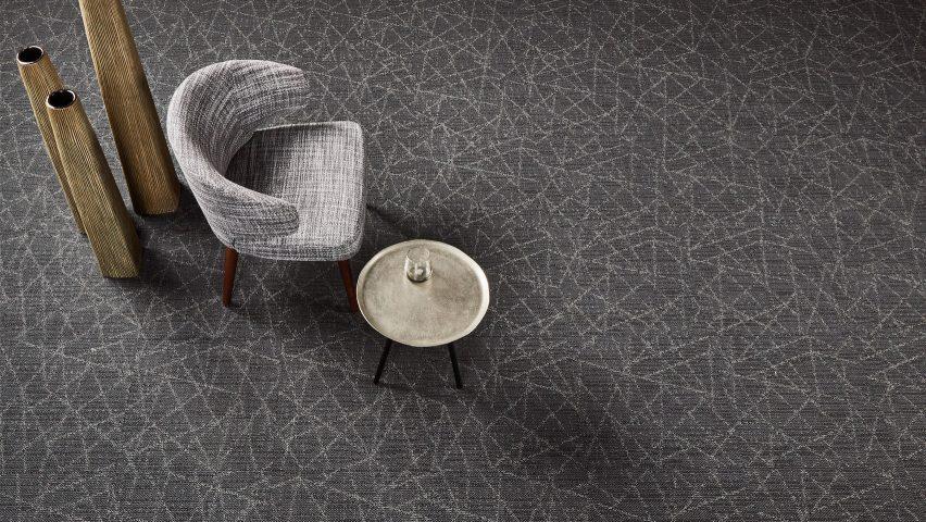 Tessera Nexus flooring carpet by Forbo