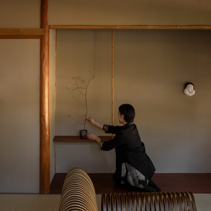 The Touch book by Norm Architects and Kinfolk: Hoshinoya Kyoto
