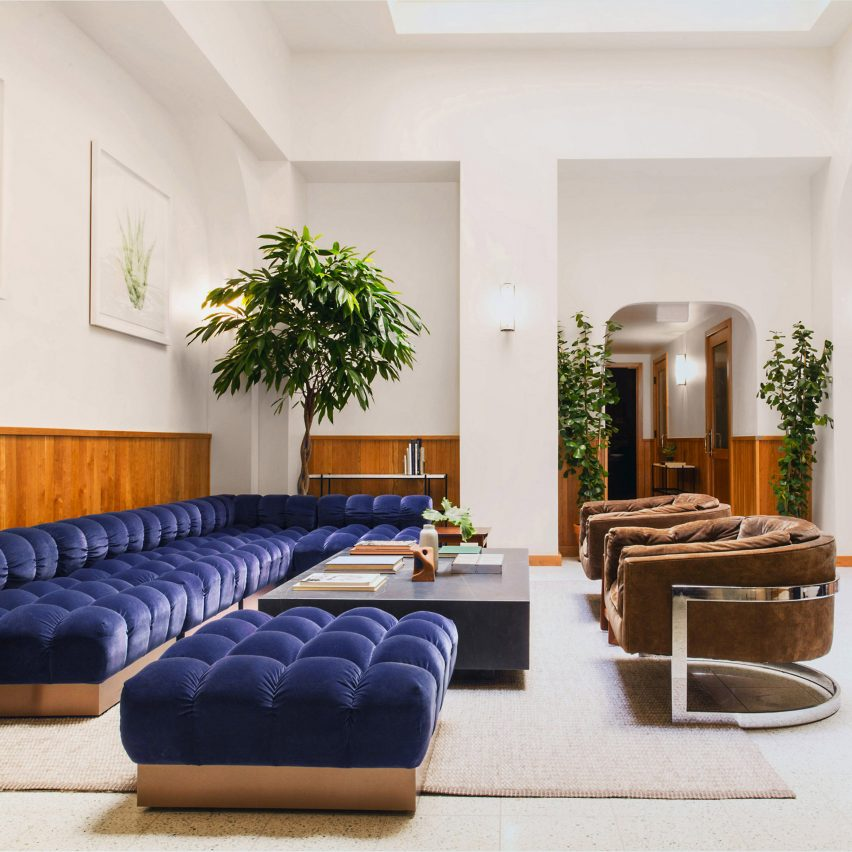 Five standout hotel interiors designed by Studio Tack