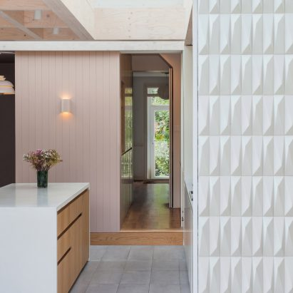 Tile House by Proctor & Shaw