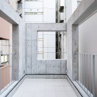 Tiny Tower office by SO&CO in Tokyo, Japan