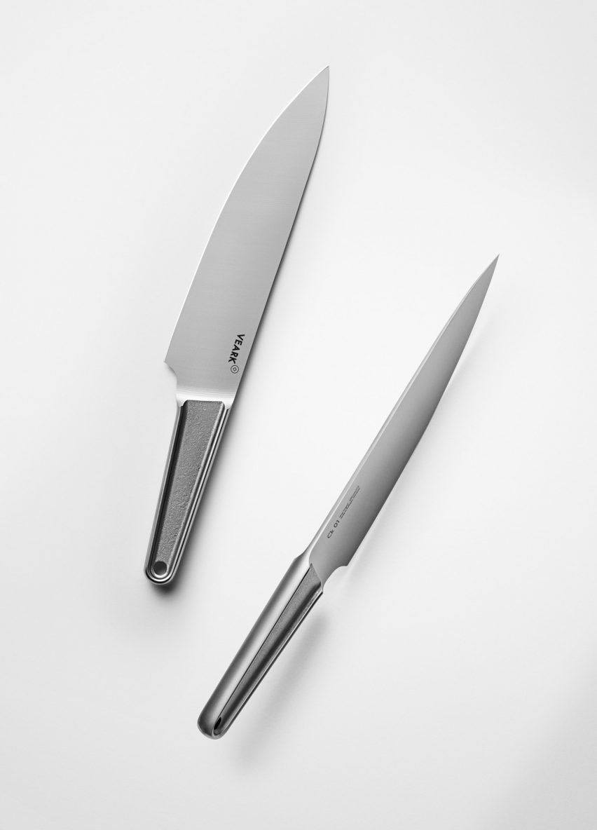 CK01 knife by Veark