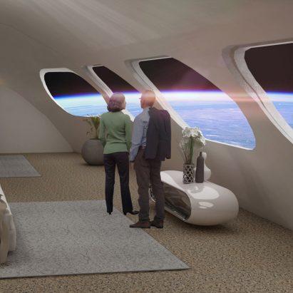 Space hotel: Von Braun Space Station by the Gateway Foundation