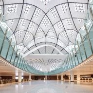Beijing Daxing International Airport by Zaha Hadid Architects