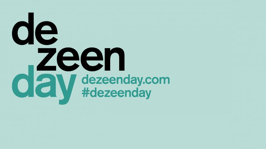 Dezeen Day 30 October