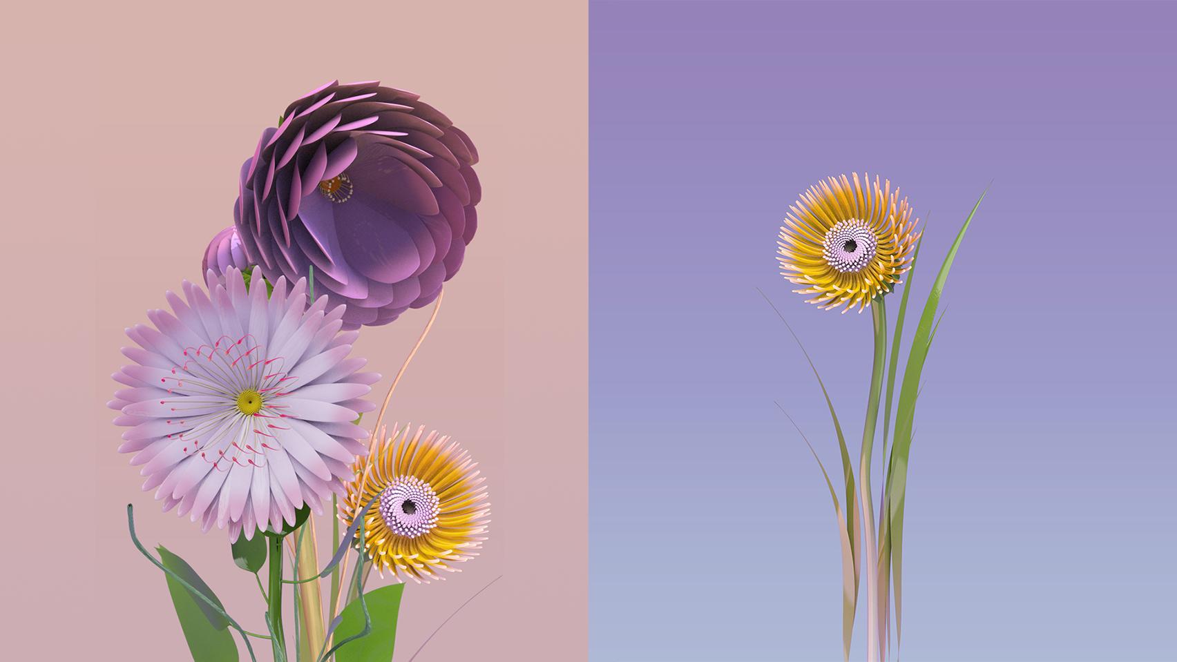 Garden Of Galaxy Wallpaper Wins Samsung Mobile Design