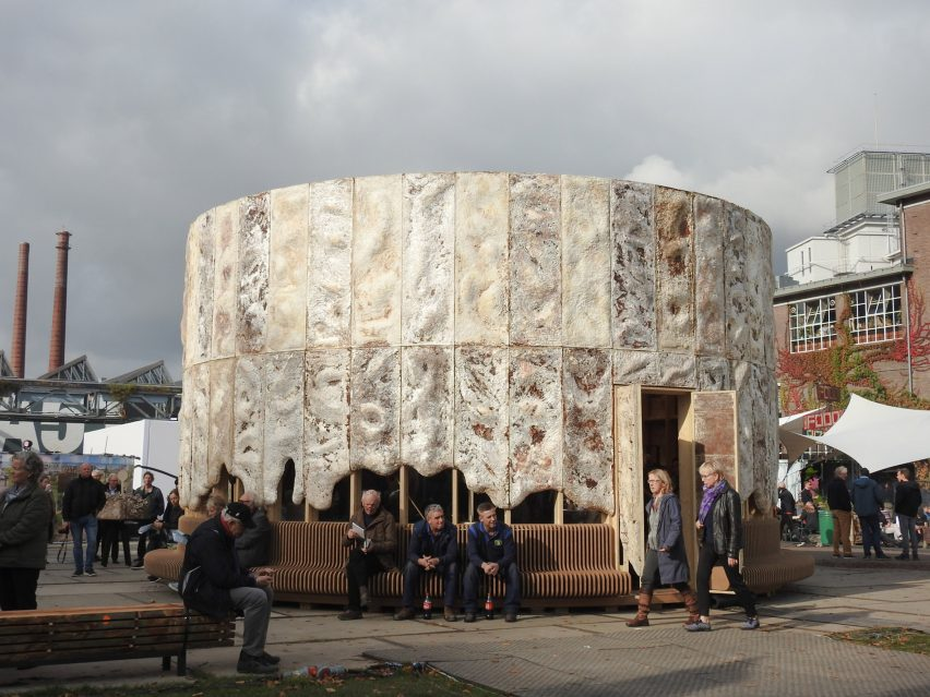 Growing Pavilion Dutch Design Week