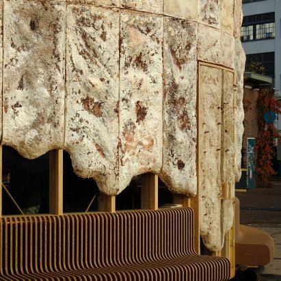 Growing Pavilion Dutch Design Week