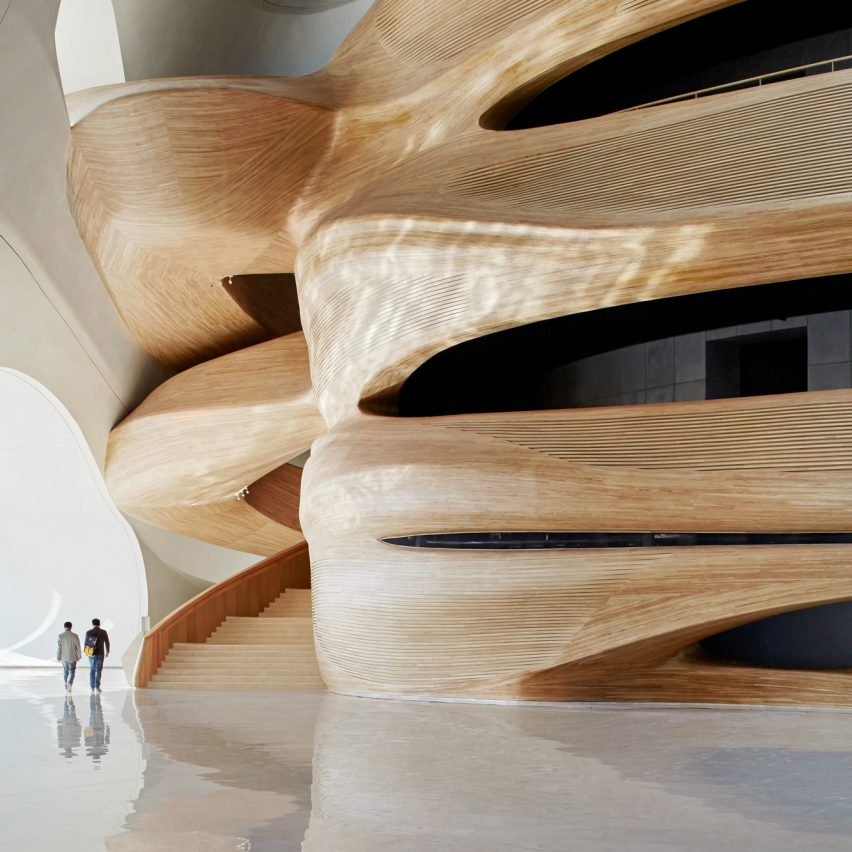 Top architecture and design jobs: Interior designer at MAD in Beijing, China