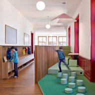 ZMIK turn school corridors into playful learning spaces