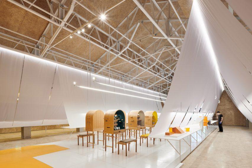 台北室內設計-台灣國軍的空間