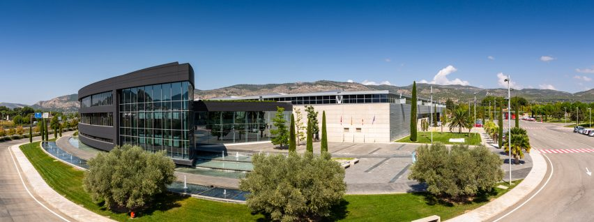 Actiu headquarters becomes fifth healthiest building in the world