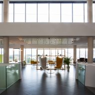 Actiu HQ first industrial building to be both LEED Platinum and WELL v2 certified