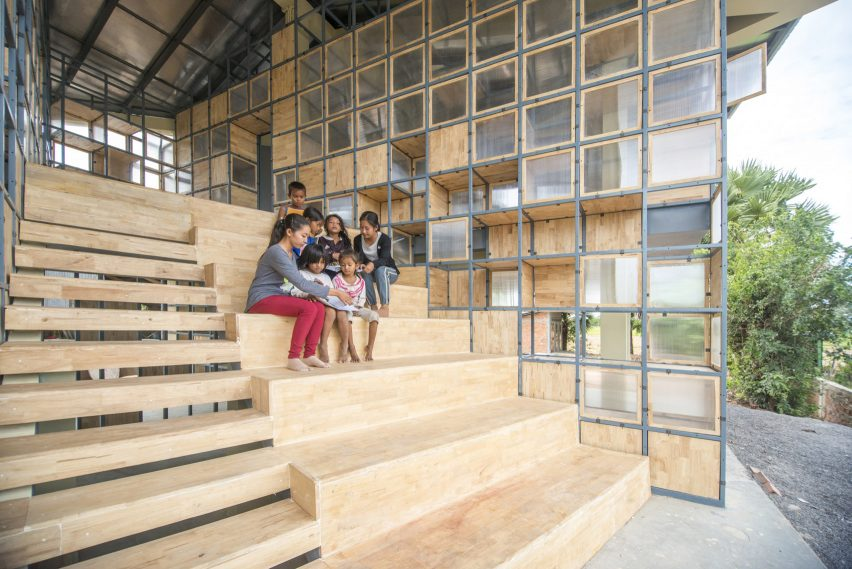 Adventurous Global School by Orient Occident Atelier