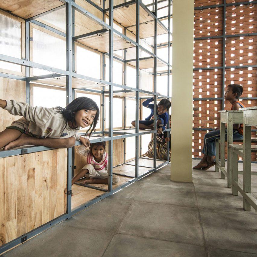 Adventurous Global School by Orient Occident Atelier