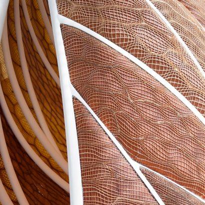 Aguahoja I pavilion by MIT Media Lab