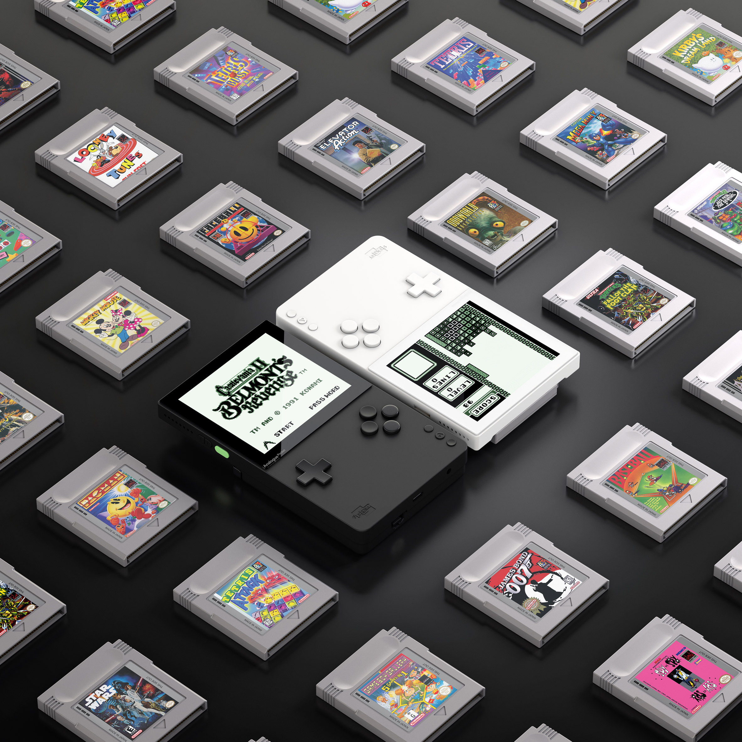 Analogue Pocket for Game Boy Colour and Advance
