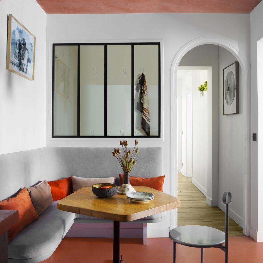 Apartment Paris Marais by Sophie Dries