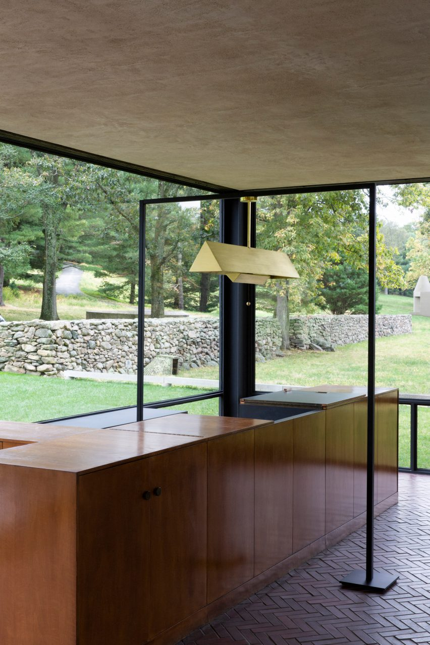 Philip Johnson Glass House workstead launches new lighting collection at philip