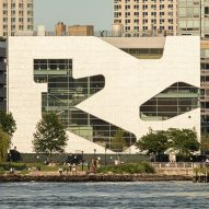 New York's Archtober festival includes tours of buildings by Studio Gang, Steven Holl and OMA