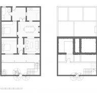 Previous floor plans of Arklow Villa III by Douglas & Company