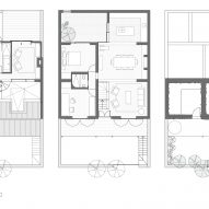 Floor plans of Arklow Villa III by Douglas & Company