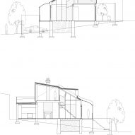 Sections of Arklow Villa III by Douglas & Company