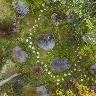 Junya Ishigami's Japanese water garden wins €100,000 Obel Award