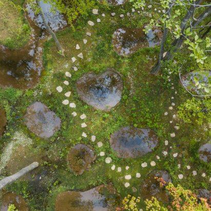 Art Biotop Water Garden by Junya Ishigami