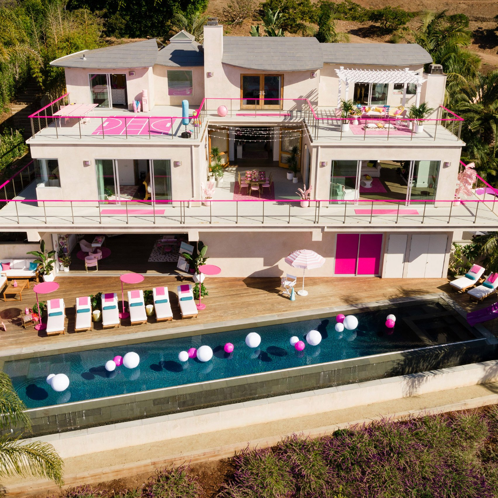 Barbie Lists Malibu Dreamhouse On Airbnb