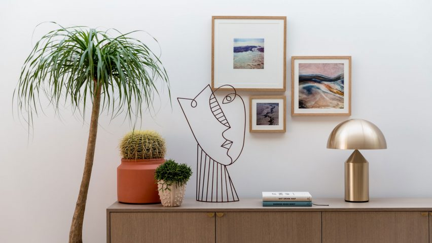 Interior designers Bergman & Mar