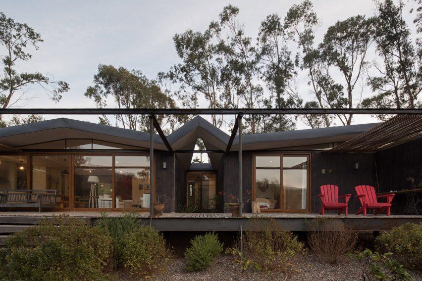 BL House by Mas Fernandez Arquitectos