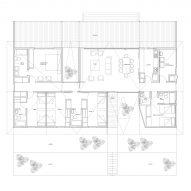 BL House by Mas Fernandez Arquitectos Floor Plan