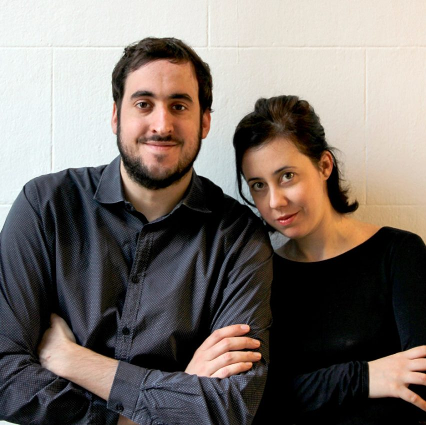Laura Bonell and Daniel López-Dòriga of Bonell+Dòriga