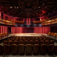 Revolving auditorium is showpiece of Boulevard theatre by SODA