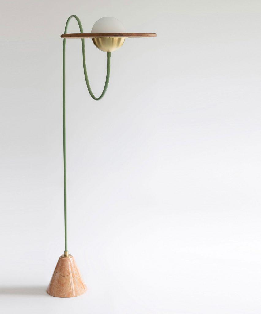 Cassini Lamps by Merve Kahraman