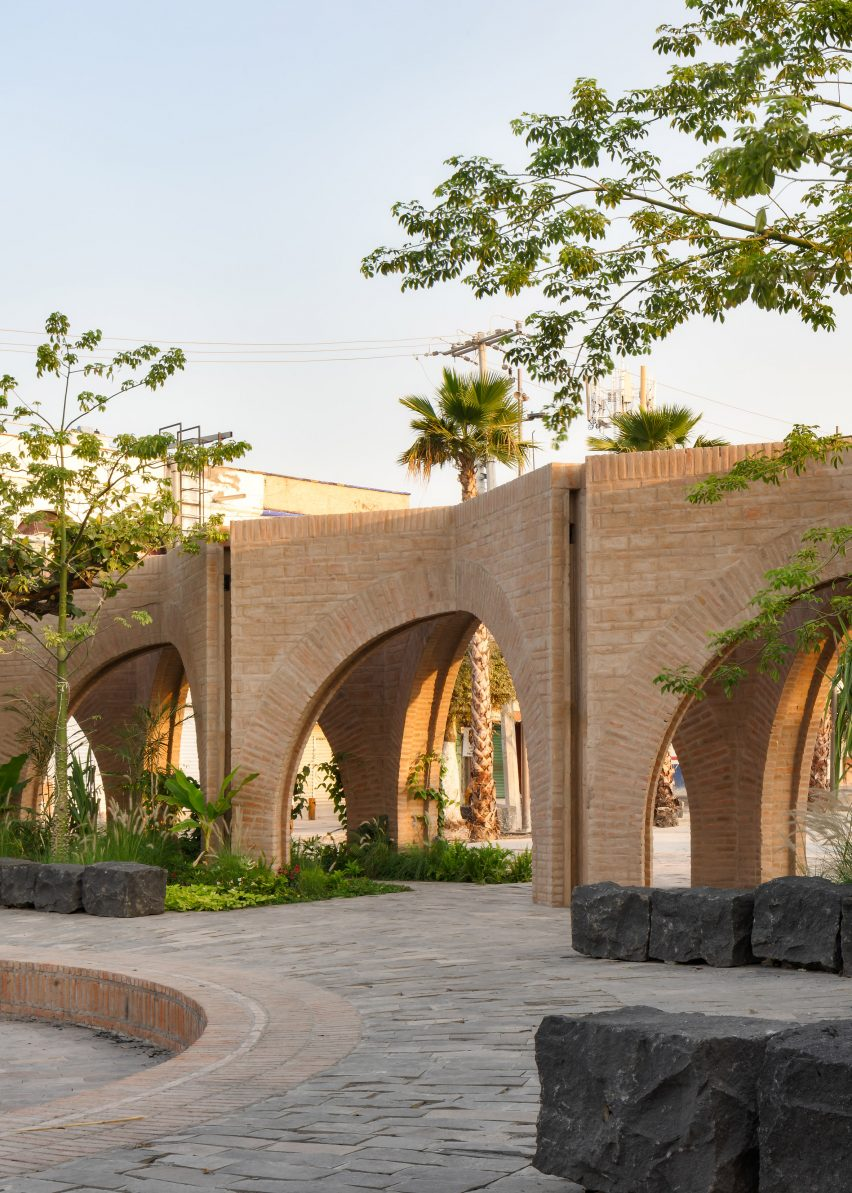 Central Gardens of Jojutla by Estudio MMX