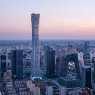 KPF completes Beijing's tallest skyscraper