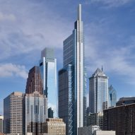 Foster + Partners completes Philadelphia's tallest building